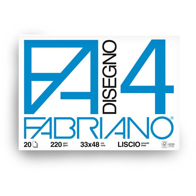 BLOCCO DISEGNO 33X48 F4 20F LISCIO 5200797
