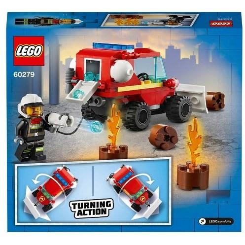 LEGO CITY CAMION DEI POMPIERI