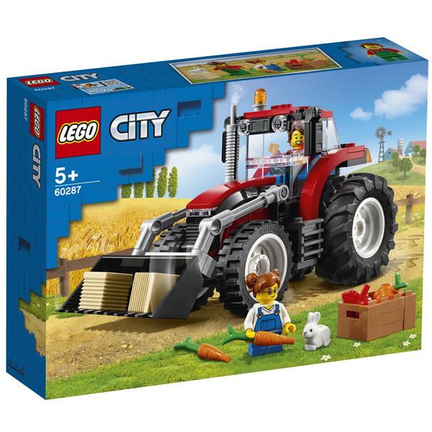 LEGO CITY TRATTORE