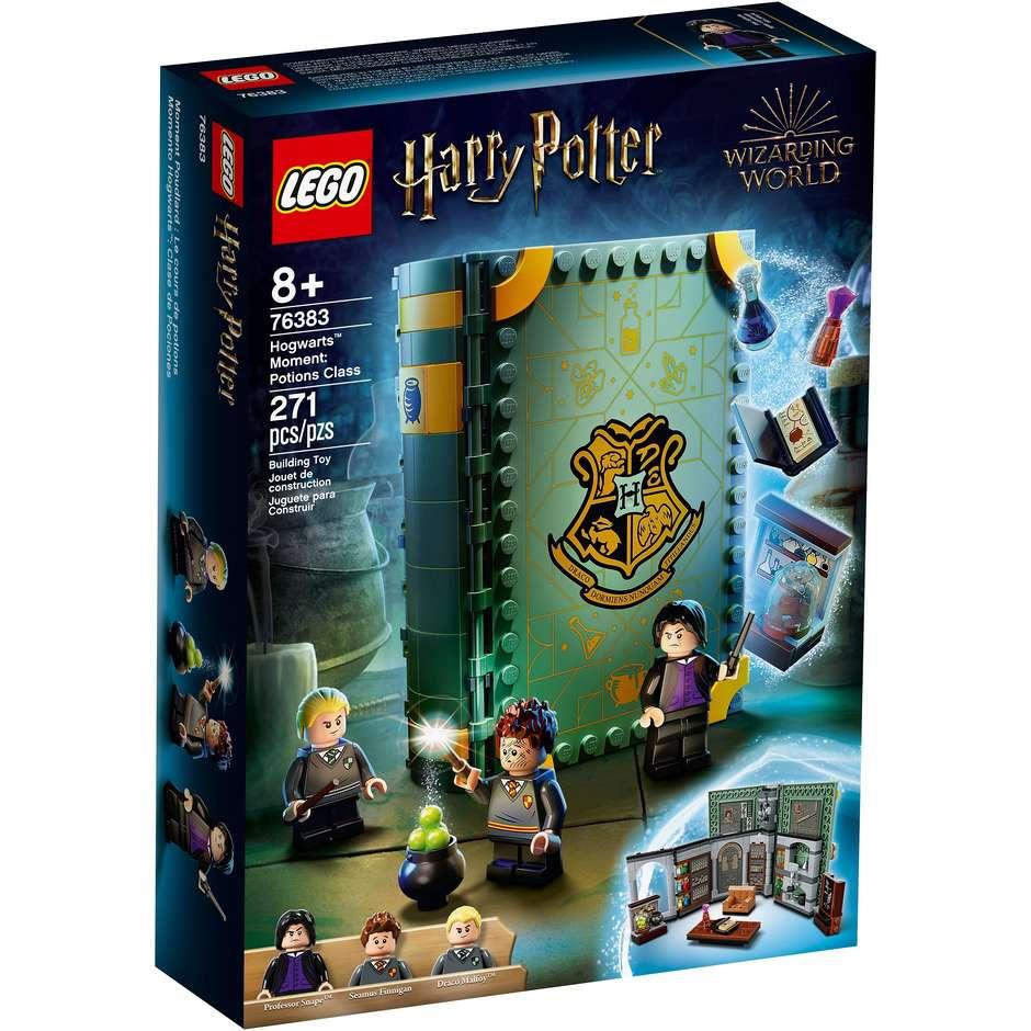 LEGO HARRY POTTER LEZIONEDI POZIONI A HOGWARTS