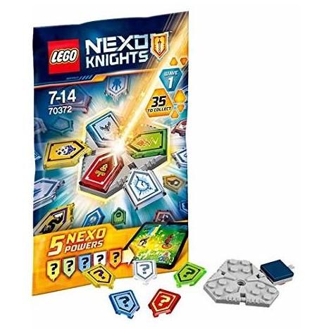 LEGO NEXO COMBO POWERS WAVE 1