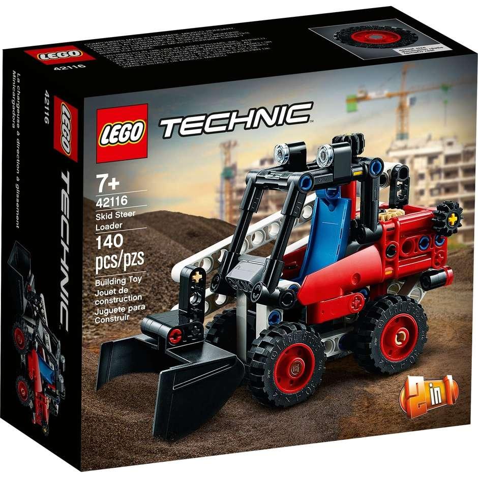 LEGO TECHNIC BULLDOZER 42116