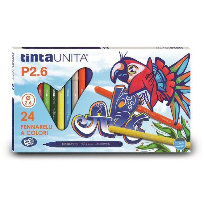 PENN.T.UNITA PUNTA FINE SCATOLA 24PZ 41825